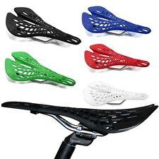 Hohl Fahrradsattel Fahrradsitz Kunststoff MTB Fahrrad Sattel Sitzpolster Sättel