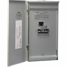Reliance Controls 200-Amp Utility/50-Amp Generator Outdoor Manual Transfer Panel