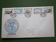 "JERSEY - FIRST DAY COVER - ""Links With Canada"" 1978"
