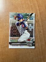 2021 Topps Series 1 - Javier Baez - #HRC-6 Unscratched Home Run Challenge CUBS