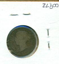 CAP Canada 10 cents 1900 Abt Good