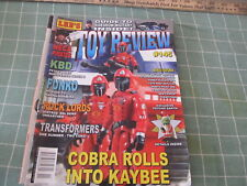 Lee's Toy Review magazine #145 COMPLETE G.I. Joe