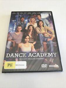 Dance Academy : The Movie DVD Region 4 Sealed