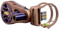 Archery Sight Apex Gear Atomic Multi Pin With Light AG2516B