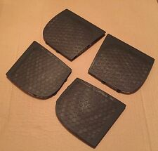 AUDI A2 2000 2005 speaker grill trims cover set front back left right grey