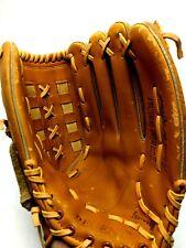 "Regent Dual Hinge Vintage Cowhide RHT Baseball Glove 03870 11"""