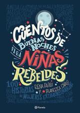 Cuentos de Buenas Noches Para Ninas Rebeldes by Elena Favilli: New