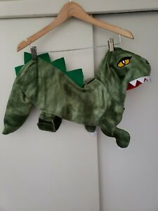 GREEN DRAGON DOG COSTUME M adjustable Halloween deluxe  cosplay outfit
