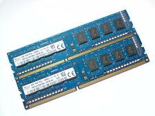 8GB 2x 4GB DDR3L-1600 PC3L-12800 SK HYNIX HMT451U6AFR8A-PB 1600 Mhz DESKTOP RAM
