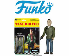 Travis Bickle Taxi Driver Movie Funko pop Reaction Action Figure Super7 Toy