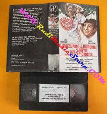 VHS film LA MAZURKA DEL BARONE DELLA SANTA E DEL FICO FIORONE Avati (F130)no dvd