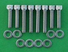 ROVER V8 rocker covers stainless cap head bolts P5B TVR LAND ROVER RANGE ROVER