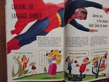 March-1957 TV Guide(GEORGE REEVES/SUPERMAN/AMANDA BLAKE/SUSAN CUMMINGS/PAUL FORD