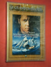 MASTER AND COMMANDER SFIDA CONFINI MARE-CON:RUSSELL CROWE-DVD- film- sigillato