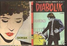 \DIABOLIK ORIGINALE-ANNO XIV n°  20- 1975 -RARO! ///