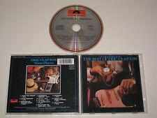 ERIC CLAPTON/BEST DE TEMPS PIÈCES (POL 800 014) CD ALBUM