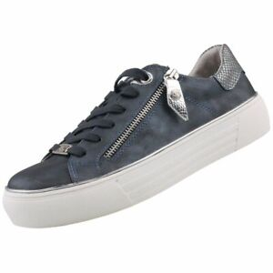 NEU Dockers Damenschuhe Schuhe Plateau-Sneaker Damen-Halbschuhe Schnürschuhe