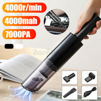 Car Vacuum Cleaner Cordless Handheld Portable Small mini Auto Home Wet Dr