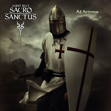 Albert BELL'S Catholique SANCTUS-AD Aeternum (NEW * Heavy/Doom Metal * Sabbat * Nomad son