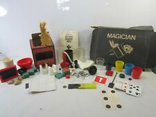 Vintage Marshall Brodien Magic Kit & Dissappearing Rabbit in Box