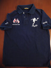 RARE Ralph Lauren England Polo Rugby shirt #11 big patch unique .rare , sold out