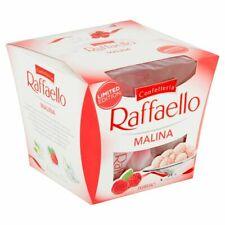 NEW FERRERO RAFFAELLO RASPBERRY - 150G - COCONUT PRALINES CREAM - LIMITED