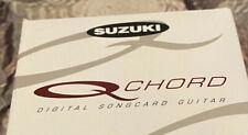 Suzuki Qchord Song Cartridges Country Classics Qsc - 1