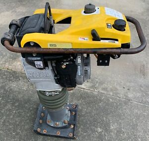 Wacker packer Neuson jumping Jack rammer compactor BS70-2i Biggest Made(willship