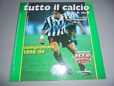 TUTTO IL CALCIO DALLA A ALLA B CAMPIONATO 1998/99 ENZO FOGLIANESE