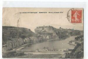 Corsica, Bonifacio, Bass And High City