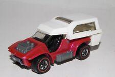 Hot Wheels Redline Power Pad, Metallic Pink, Usa, Nice, Original