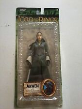 Lord of the Rings Arwen with Light-Up Evenstar Action Figure New