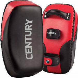 Century Drive Curved Muay Thai Training Pads - Red/Black