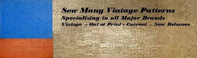 Sew-Many-Vintage-Patterns