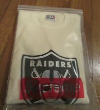 Supreme NFL Raiders '47 Thermal Size Large Natural SS19KN60 Brand New 2019 SS19