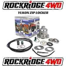 Yukon Zip Locker AIR Dana 30 W/ 27 spline axles Jeep JK  XJ YJ TJ LJ - 3.73 & UP