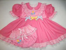 Adult Baby Sissy My Little Pony PINKIE PIE Dress Set ღஐƸ̵̡Ӝ̵̨̄Ʒஐღ Binkies_n_Bows