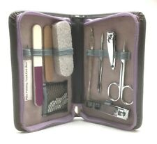Finishing Touch Pedicure Manicure Trim Bonus Nail File Clipper Cuticle File Kit