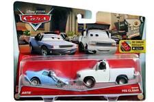 CARS - ARTIE & BRIAN FEE CLAMP -Mattel Disney Pixar
