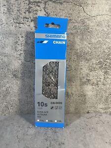 Shimano ULTEGRA CN-6600 10 Spd Chain 116 links, fits Dura Ace 105 - NEW