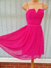 Chiffon Party Dresses for Women with Pleated