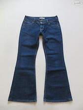 Levi's ® 479 Booty Flare Jeans EVASE Pantalon, W 30/30, Dark Washed Hippie Denim!