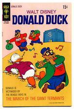DONALD DUCK #133 VF, Walt Disney's, Dell, Gold Key Comics 1970