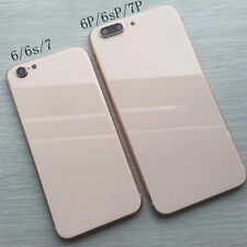 Battery Cover Housing Frame Back Door for iPhone 6 6S 7 to iPhone 8 8 Plus Glass