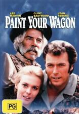 Paint Your Wagon DVD Movie Clint Eastwood R4