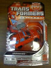 Transformers Universe Classics Ironhide Deluxe Class NEW FREE SHIP