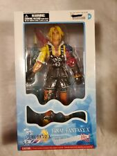 Final Fantasy X Tidus Action Figure! Factory Sealed!