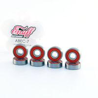 Enuff ABEC 7 Pro Skateboard Skate Bearings + Free Sticker + Fast Shipping