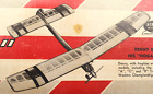 "BERKELEY ""MINI HOGAN 45"", Vintage Free Flight Kit, W/S 45"", .074-.099 Power"