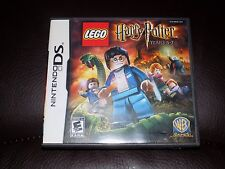 LEGO Harry Potter: Years 5-7 (Nintendo DS, 2011) EUC